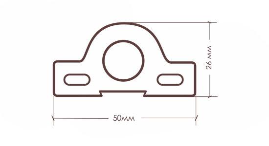 Молдинг TX-50Y